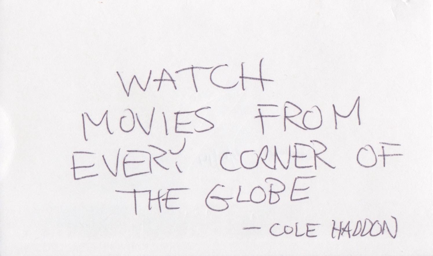 Cole Haddon